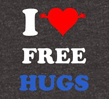 Free Hugs T-shirt - I love Free Hugs 2 Unisex T-Shirt