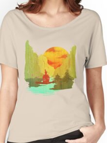 Where Giants Rest Women's Relaxed Fit T-Shirt