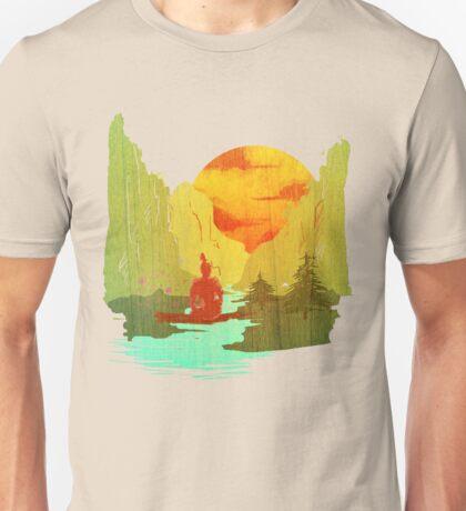 Where Giants Rest Unisex T-Shirt