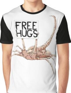Free Hugs T-shirt 2 Graphic T-Shirt