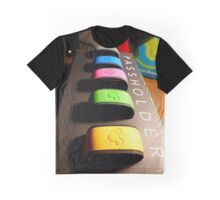 Magic Bands Graphic T-Shirt