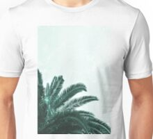 Palm tree abstract Unisex T-Shirt