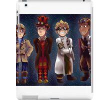 Steampunk JAR MEDIA iPad Case/Skin