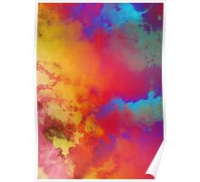 Dye to Live #redbubble #lifestyle Poster