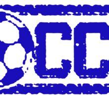 Soccer T-shirt  2 Sticker