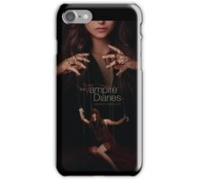 Katherine and Elena iPhone Case/Skin