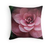 Bright Pink Petals - Pillow and Tote Bag Throw Pillow