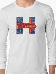 sequin hillary clinton Long Sleeve T-Shirt