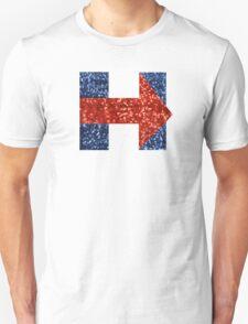 sequin hillary clinton T-Shirt