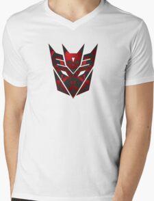 HT-Logo Mens V-Neck T-Shirt