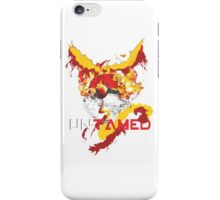 Bad ASH UNTAMED Pokemon Go Moltres iPhone Case iPhone Case/Skin