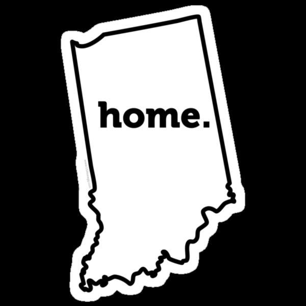 Indiana. Home. by Carolina Swagger