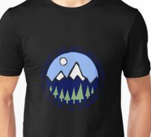 camping - GET OUT   GET LOST   GET FOUND Unisex T-Shirt