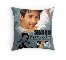 Shahid Kapoor Pillow Throw Pillow