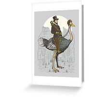 The Lone Ranger Greeting Card