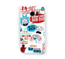 Morty & Rick  Samsung Galaxy Case/Skin