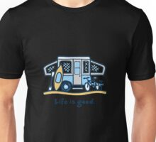 camping - life is good Unisex T-Shirt