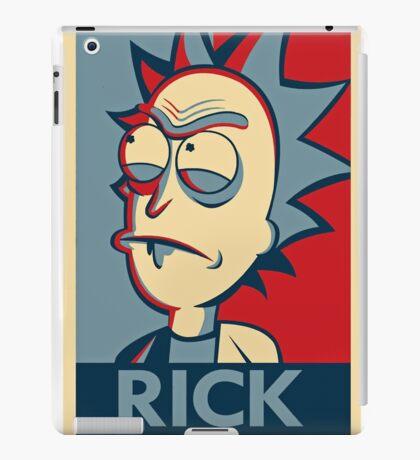 Morty & Rick 4 iPad Case/Skin
