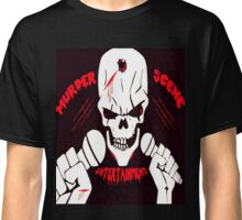 Murder scene Entertainment official tshirt Classic T-Shirt