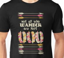 camping - NOT ALL Unisex T-Shirt
