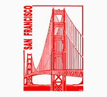 San Francisco-Golden Gate Bridge Unisex T-Shirt