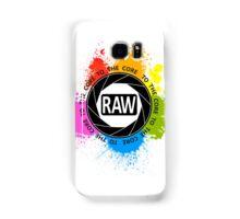 RAW To The Core! Samsung Galaxy Case/Skin