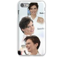Lauren Cohan iPhone Case/Skin