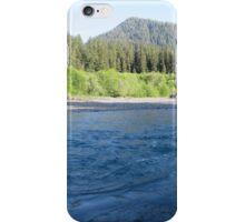 Pacific Northwest River iPhone Case/Skin