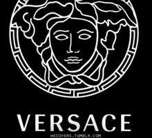 Versace Luxury Beauty Design  Sticker