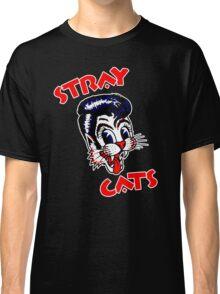 STRAY CATS LOGO Classic T-Shirt