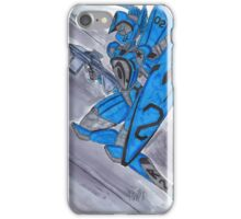 Blue Jay 02 iPhone Case/Skin