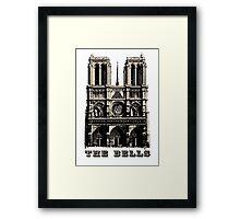 The Bells of Notre Dame Framed Print