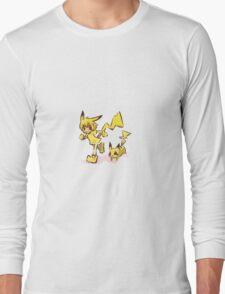 Monster Fanart  Cosplay Long Sleeve T-Shirt