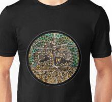 Australia in hiding Unisex T-Shirt