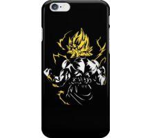 Super Saiyan 2 iPhone Case/Skin