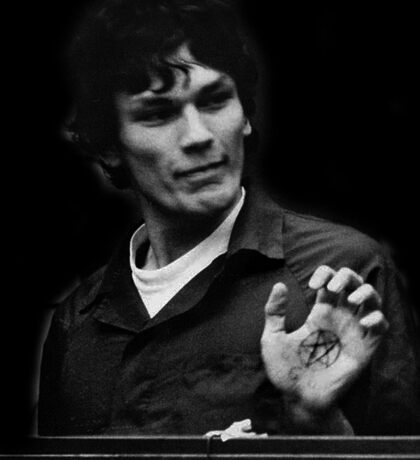 Richard Ramirez Sticker