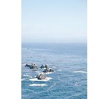 Big Sur Ocean  Photographic Print
