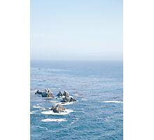 Big Sur Ocean  Photographic Print