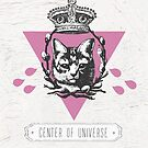Center of universe by Paolavk