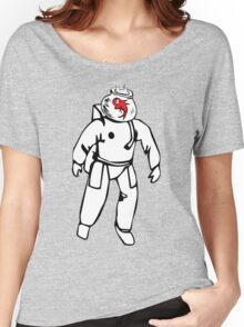 Fish Astronaut Women's Relaxed Fit T-Shirt