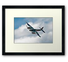 Royal Air Force De Havilland Mosquito Framed Print