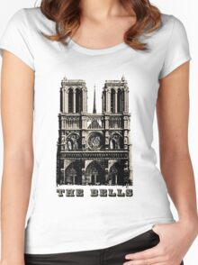The Bells of Notre Dame Women's Fitted Scoop T-Shirt