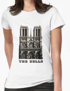 The Bells of Notre Dame Womens Fitted T-Shirt