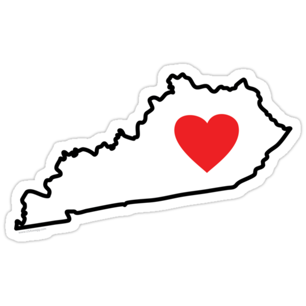 I Love Kentucky by Carolina Swagger