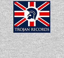 TROJAN RECORDS BRITISH STYLE 1 Womens Fitted T-Shirt