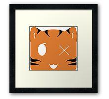 Ash: The Tiger  Framed Print