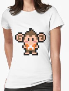 Pixel Aiai Womens Fitted T-Shirt