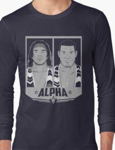 Alpha Americans Long Sleeve T-Shirt