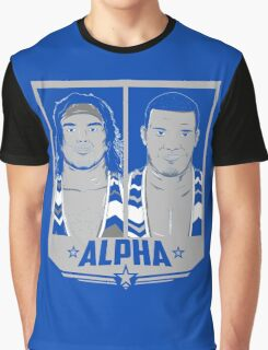Alpha Americans Graphic T-Shirt