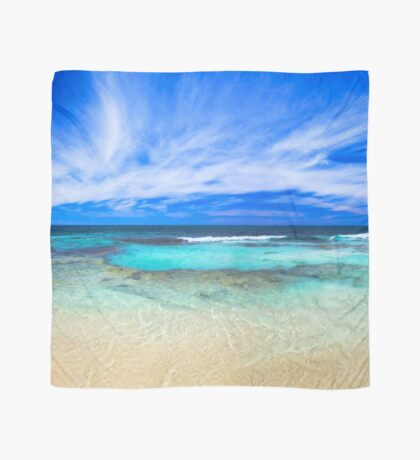 Ocean Tranquility Yanchep - Clothing Scarf